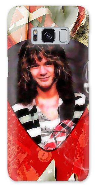 Eddie Van Halen Art Galaxy Case