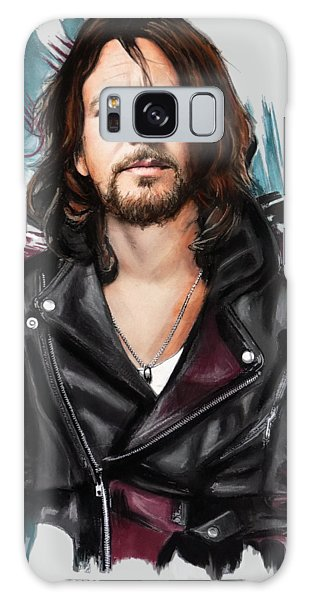 Eddie Vedder Galaxy Case