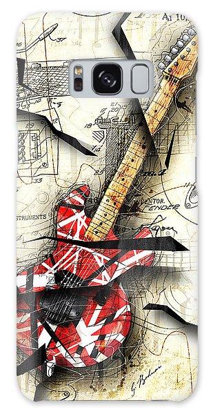 Eddie's Guitar Galaxy Case