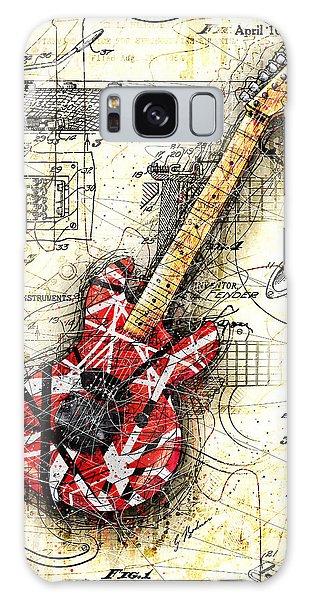 Eddie's Guitar II Galaxy Case