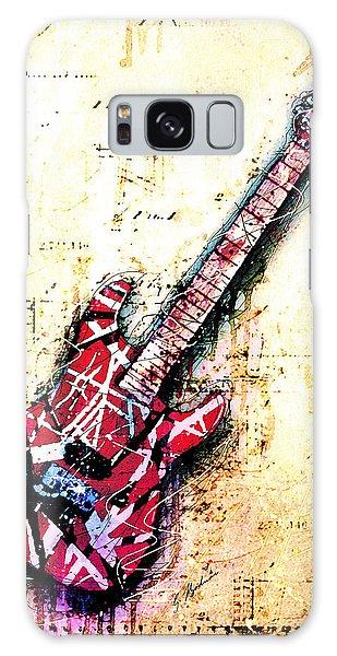 Eddie's Guitar Variation 07 Galaxy Case