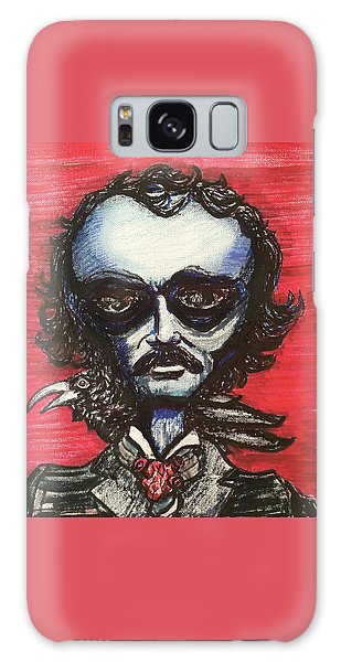 Edgar Alien Poe Galaxy Case