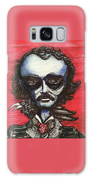 Edgar Alien Poe Galaxy Case