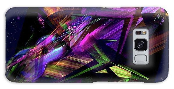 Edge Of The Universe Galaxy Case by DC Langer