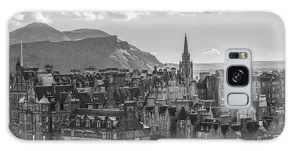 Edinburgh - Arthur's Seat Galaxy Case