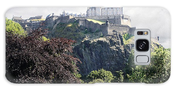 Edinburgh Castle Galaxy Case