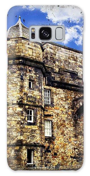 Edinburgh Castle Galaxy Case