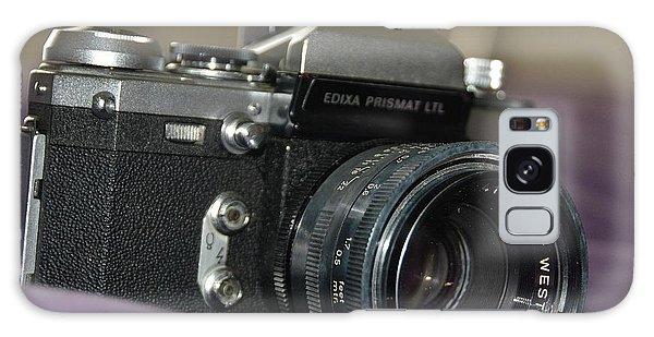 Galaxy Case featuring the photograph Edixa Prismat L T L by John Schneider