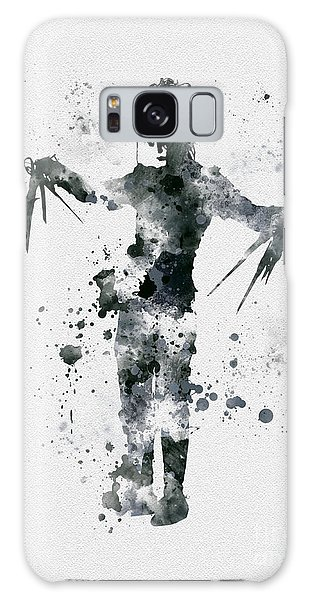 Edward Scissorhands Galaxy S8 Case