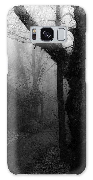 Eerie Stillness Galaxy Case