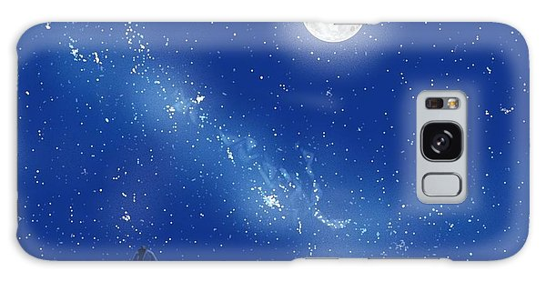 Hundred Galaxy Case - Eeyore A Lonely Night by Amber Stanford