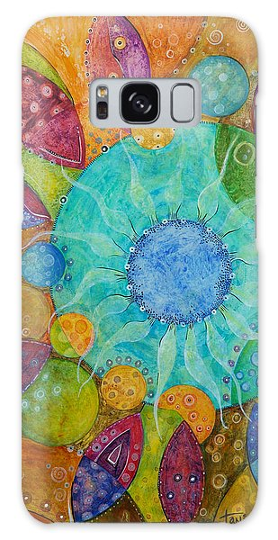 Effervescent Galaxy Case by Tanielle Childers