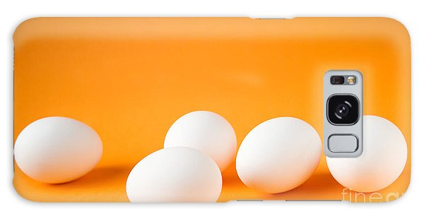 Eggs Galaxy Case