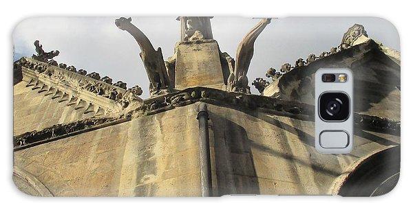 Eglise Saint-severin, Paris Galaxy Case