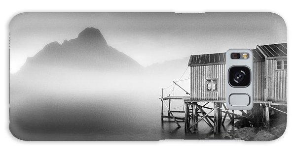 Egulfed By Mist Galaxy Case by Alex Conu