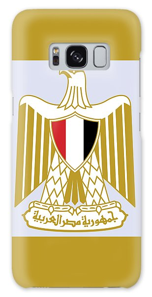 Egypt Coat Of Arms Galaxy Case by Movie Poster Prints