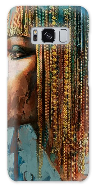 Egypt Galaxy Case - Egyptian Culture 1 by Mahnoor Shah
