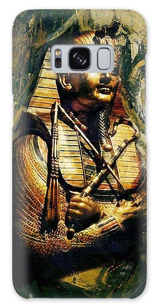 Egypt Galaxy Case - Egyptian Culture 3b by Maryam Mughal