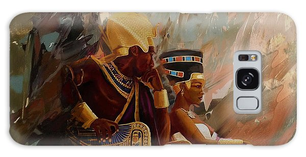 Egypt Galaxy Case - Egyptian Culture 44b by Corporate Art Task Force