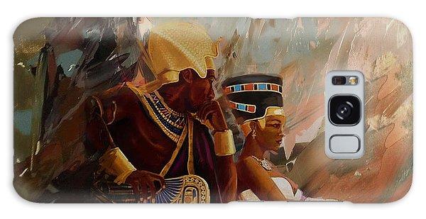 Phoenix Galaxy Case - Egyptian Culture 44b by Corporate Art Task Force