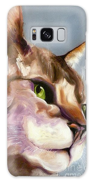 Egyptian Mau Princess Galaxy Case