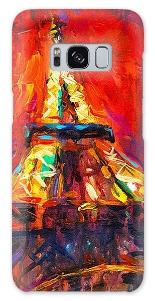 Eifell Tower By Svetlana Novikova ( All Galaxy Case