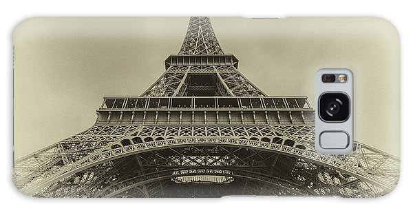 Eiffel Tower 2 Galaxy Case