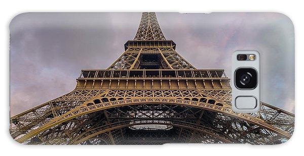 Eiffel Tower 5 Galaxy Case