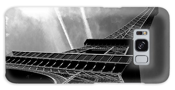 Eiffel Tower Galaxy Case