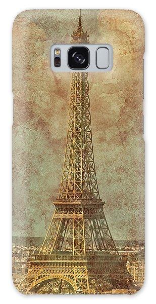 Paris, France - Eiffel Tower Galaxy Case