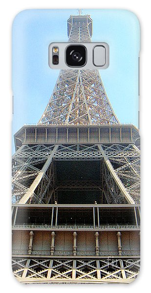 Eiffil Tower Paris France  Galaxy Case