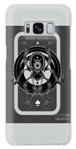 Eight Hands Galaxy Case