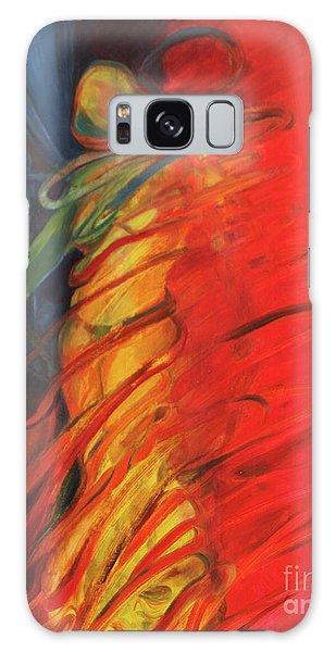 Eight Of Swords Galaxy Case by Daun Soden-Greene