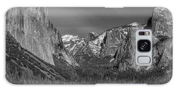 El Capitan And Half Dome Galaxy Case