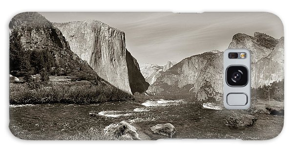 El Capitan Galaxy Case by Joseph G Holland