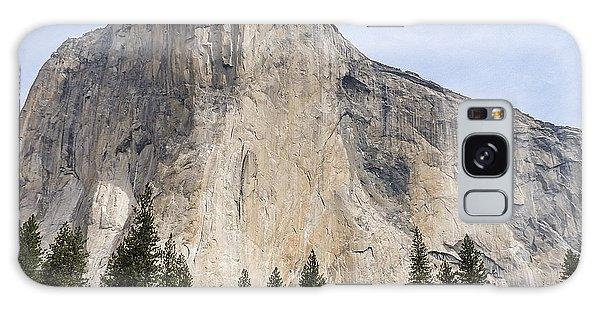 El Capitan Yosemite Valley Yosemite National Park Galaxy Case