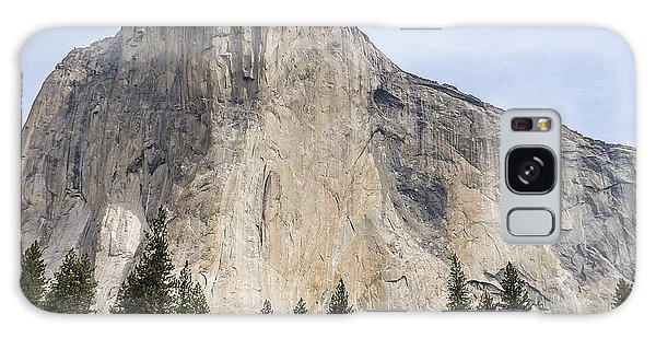 El Capitan Yosemite Valley Yosemite National Park Galaxy Case