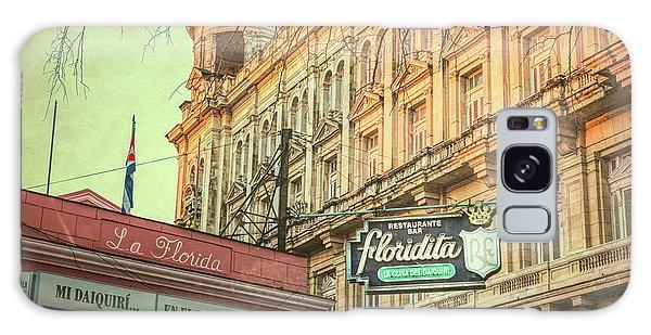 El Floridita Havana Cuba Galaxy Case