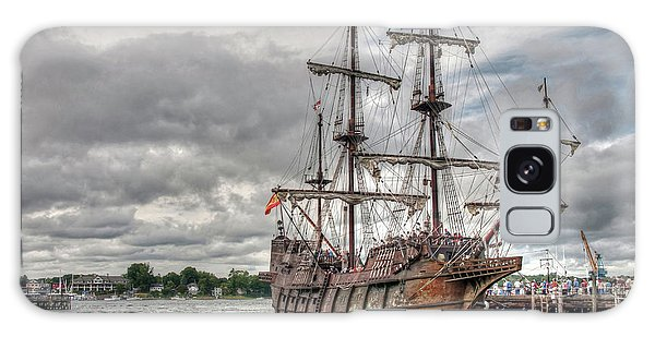 El Galeon Andalucia In Portsmouth Galaxy Case