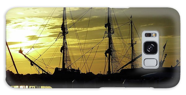 El Galeon Sunrise Galaxy Case