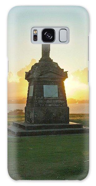 El Morro San Juan Puerto Rico Galaxy Case