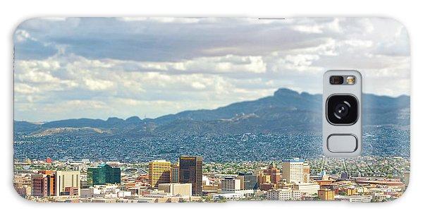 El Paso Texas Downtown View Galaxy Case