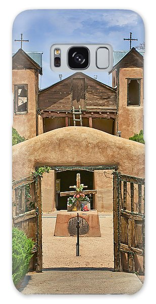 El Santuario De Chimayo #2 Galaxy Case by Nikolyn McDonald