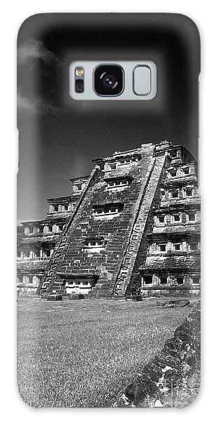 El Tajin Pyramid Veracruz Mexico Galaxy Case