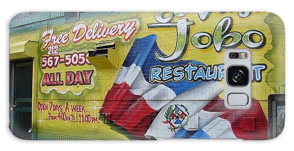El Viejo Jobo  Galaxy Case by Cole Thompson