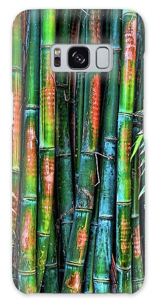 Electric Bamboo 6 Galaxy Case