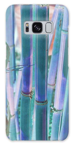 Electric Bamboo 8 Galaxy Case
