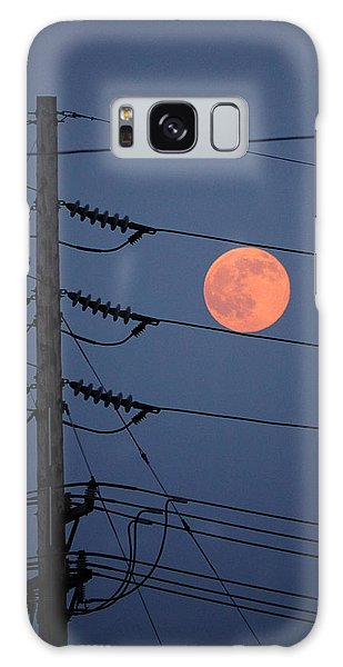 Electric Moon Galaxy Case