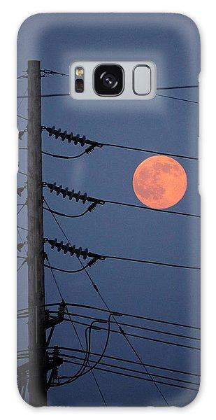 Electric Moon Galaxy Case