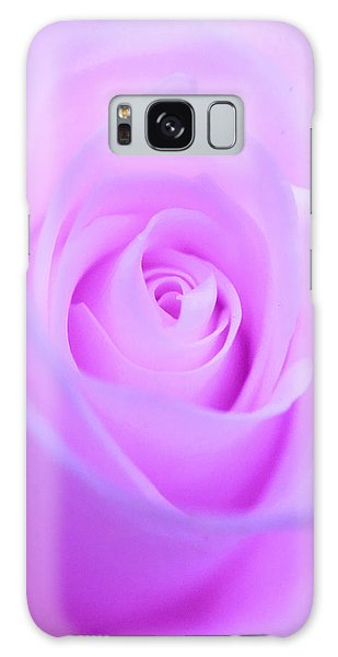 Electric Pink Galaxy Case